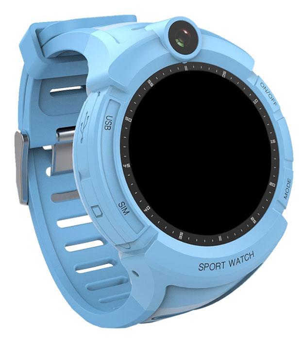 Prolike PLSW200BL, Blue умные детские часы