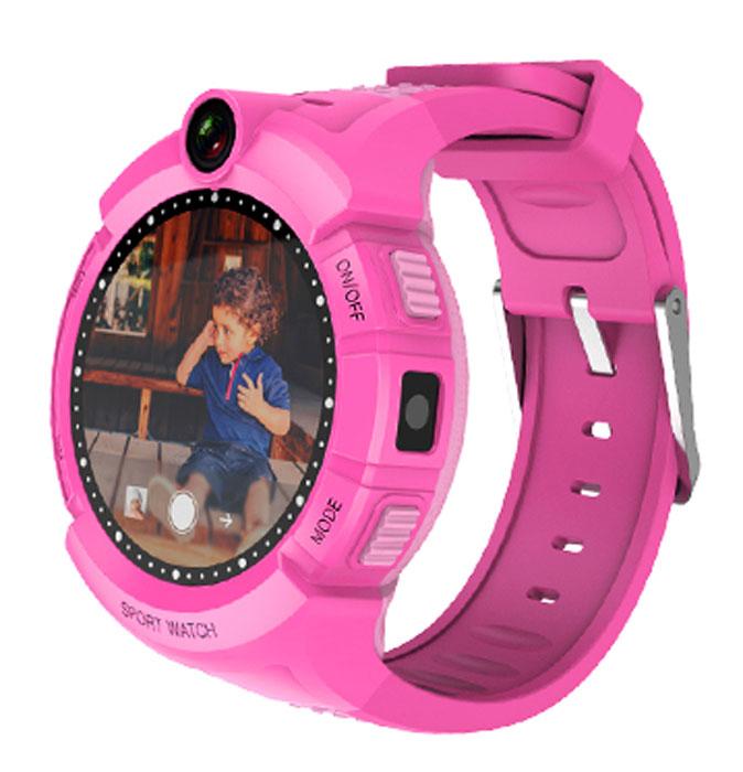 Prolike PLSW200PK, Pink умные детские часы купить часы смартфон в эльдорадо в уфе