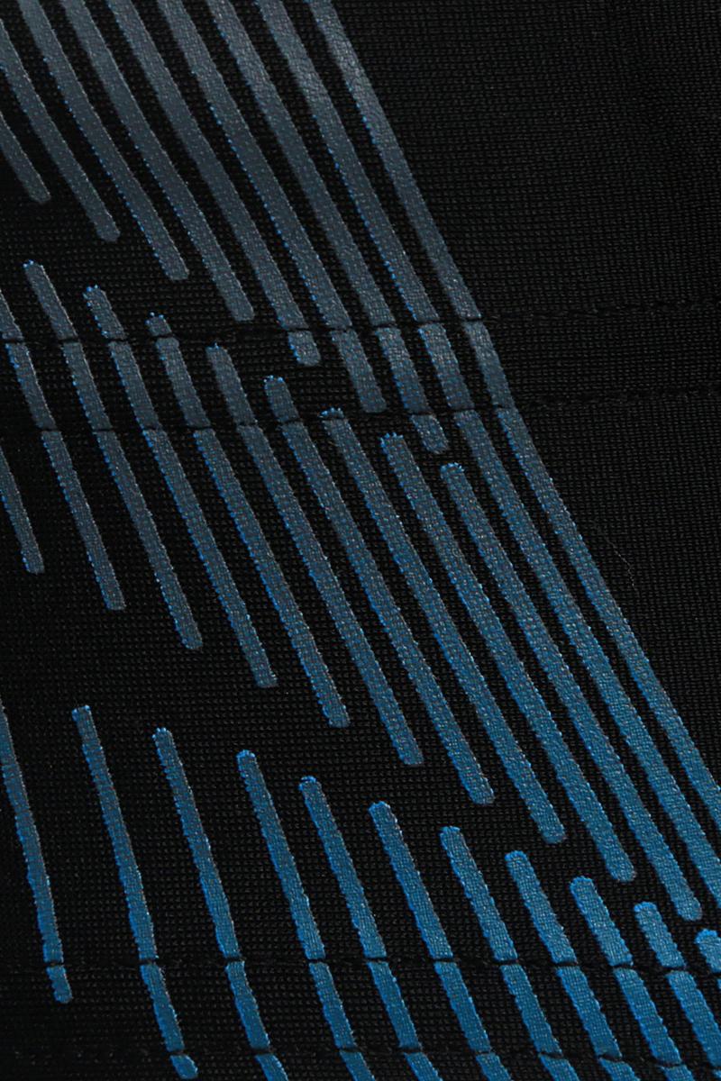 Плавки мужские Speedo PLMT 7CM BRF AM, цвет:  черный, серый, голубой.  8-09739C161-C161.  Размер 36 (46/48) Speedo