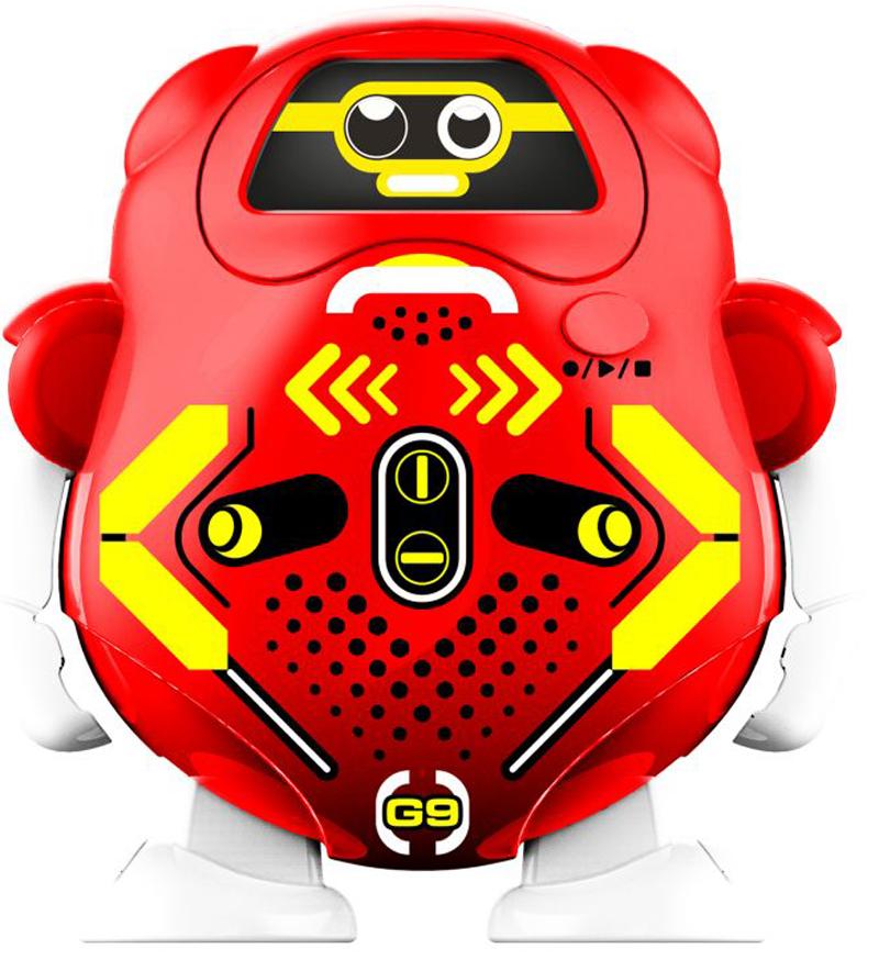 Silverlit Old School Робот Токибо цвет красный