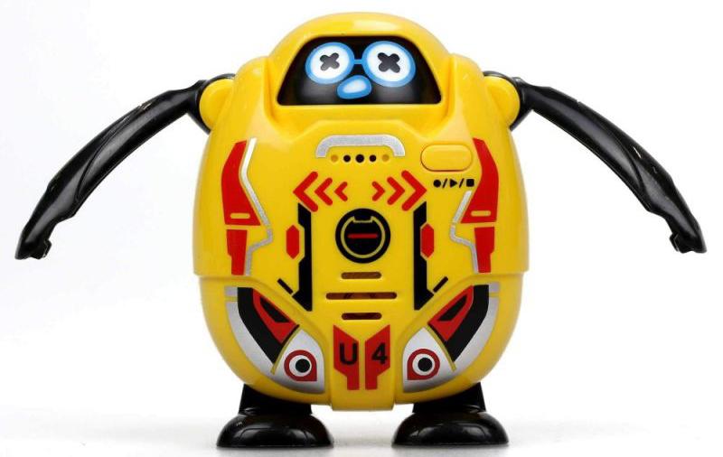 Silverlit Old School Робот Токибо цвет желтый - Интерактивные игрушки