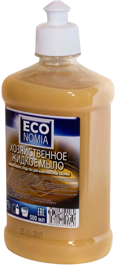 """Мыло хозяйственное """"ECONomia"""", 500 мл"""