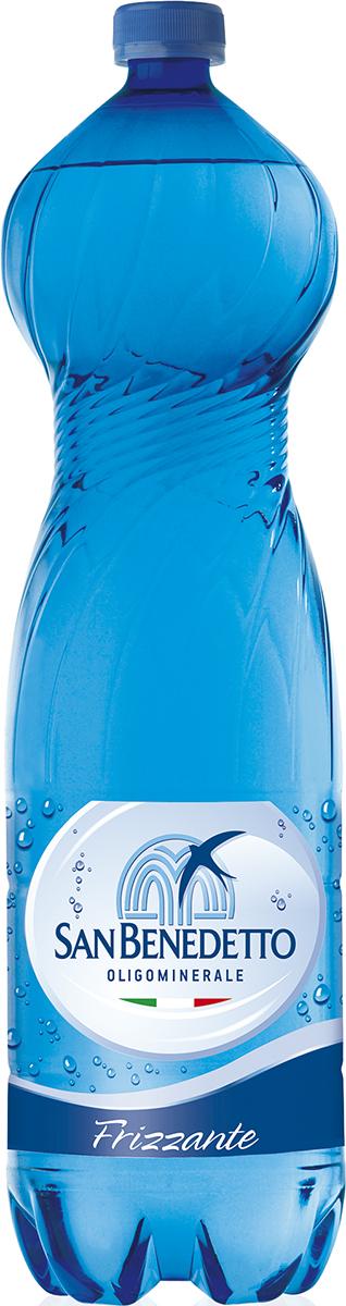 Сан Бенедетто Вода газированная минеральная природная питьевая столовая, 1,5 л сан бенедетто вода негазированная минеральная природная питьевая столовая 1 л стекло