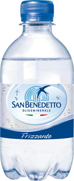 Сан Бенедетто Вода газированная минеральная природная питьевая столовая, 0,33 л сан бенедетто вода негазированная минеральная природная питьевая столовая 1 л стекло