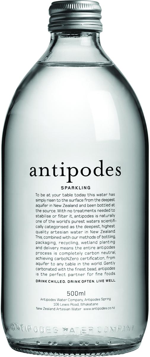 Антипоудз Вода газированная минеральная природная питьевая столовая, 0,5 л кто хочет минеральную воду