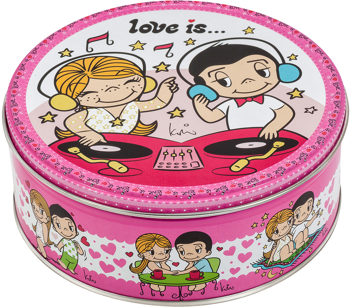 Love is печенье сдобное, 150 г dr schar savoiardi печенье бисквитное 150 г