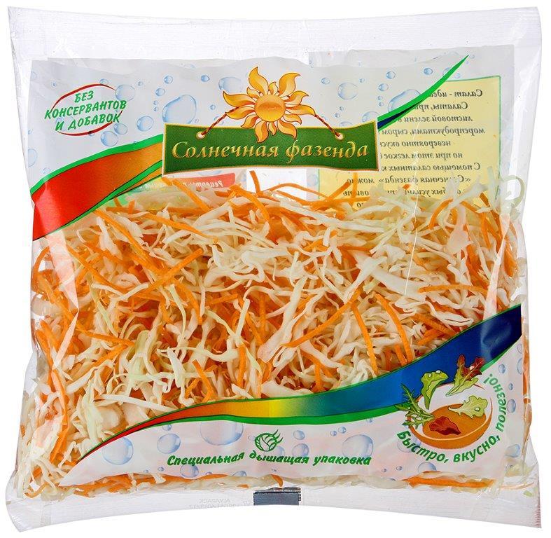 Солнечная Фазенда Салатный микс Традиционный, 250 г солнечная фазенда салат из овощей тосканский 250 г