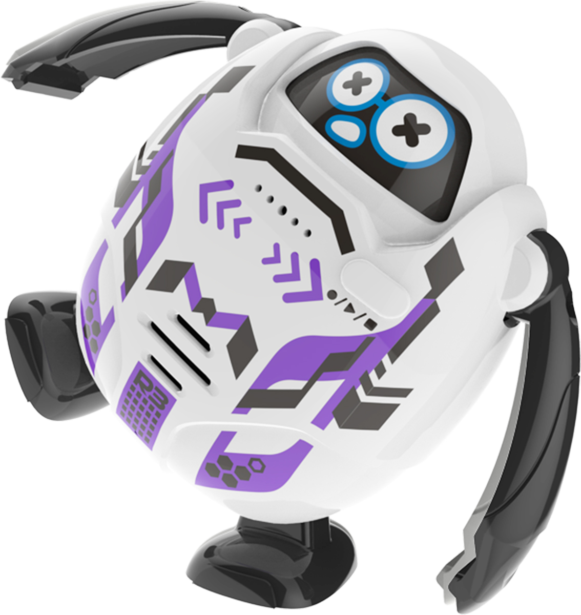 Silverlit Old School Робот Токибо цвет белый - Интерактивные игрушки