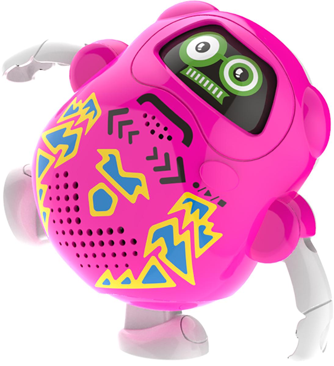 Silverlit Old School Робот Токибо цвет розовый - Интерактивные игрушки