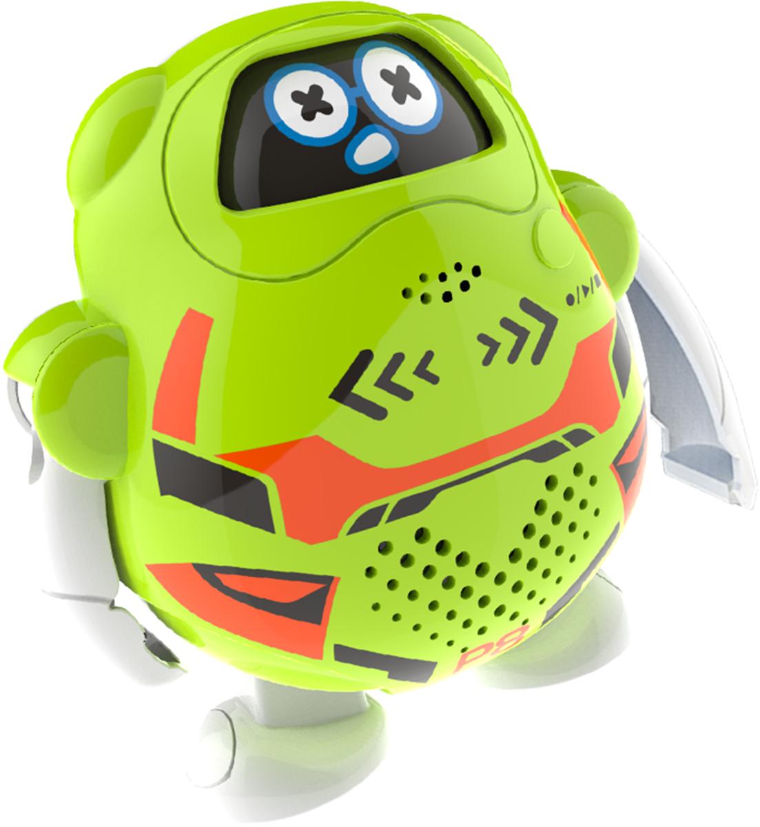 Silverlit Old School Робот Токибо цвет зеленый - Интерактивные игрушки