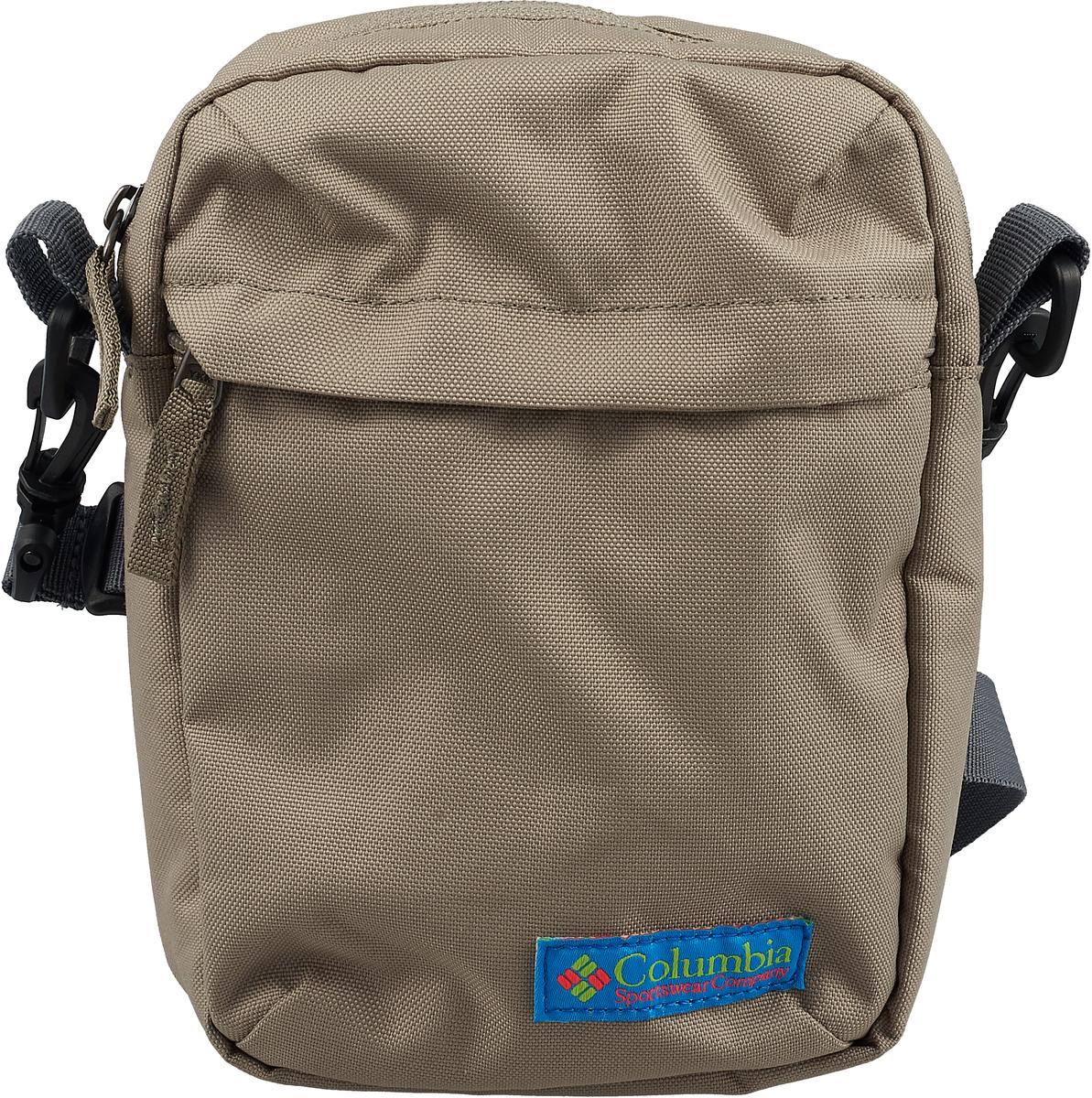 Сумка на плечо Columbia Urban Uplift Side Bag, цвет: бежевый, 2 л. 1724821-221