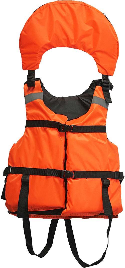 Жилет страховочный Поплавок-3, цвет: оранжевый. Размер 40-4215853Жилет страховочный «Поплавок-3» предназначен для использования при проведении работ на плавсредствах, для водных видов спорта, рыбалки, охоты. Жилет является индивидуальным страховочным средством, регулируется по фигуре человека при помощи системы строп. Одевается через голову. Паховые страховочные ремни.Ткань верха: Oxford Внутренняя ткань: Taffeta Наполнитель: плавучий НПЭ. Рекомендуемый вес не более: размер 40-42 — 40 кг. Цвет: оранжевый Застежка: фастекс / пластик Плавучий воротник-подголовник
