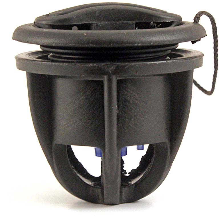 Клапан для лодки ПВХ Тонар, цвет: черный футляр для ножей ледобура тонар