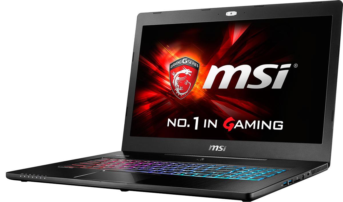 MSI GS73 8RE-019RU, BlackMSI GS73 8RE-019RU, BlackИнженеры MSI оптимизировали каждую деталь архитектуры ноутбука GS73, чтобы сохранить баланс между портативностью и вычислительной мощью. Ни один другой игровой ноутбук в мире не способен продемонстрировать столь внушительную производительность при толщине корпуса всего 19,6 мм. В конструкции игрового ноутбука GS73 используется магний-литиевый сплав, который делает его на 44% жёстче алюминиевых корпусов. Вес всего 2,43 кг делает эту модель самым лёгким игровым ноутбуком в классе.Запускайте игры быстрее других благодаря потрясающей пропускной способности PCI-E Gen 3.0x4 с поддержкой технологии NVMe на одном устройстве M.2 SSD. Используйте потенциал твердотельного диска Gen 3.0 SSD на полную. Благодаря оптимизации аппаратной и программной частей достигаются экстремальный скорости чтения до 2200МБ/с, что в 5 раз быстрее твердотельных дисков SATA3 SSD.Вы сможете достичь максимально возможной производительности вашего ноутбука благодаря поддержке оперативной памяти DDR4-2400, отличающейся скоростью чтения более 32 Гбайт/с и скоростью записи 36 Гбайт/с. Возросшая на 40% производительность стандарта DDR4-2400 (по сравнению с предыдущим поколением, DDR3-1600) поднимет ваши впечатления от современных и будущих игровых шедевров на совершенно новый уровень.Эксклюзивная технология MSI SHIFT выводит систему на экстремальные режимы работы, одновременно снижая шум и температуру до минимально возможного уровня. Переключаясь между пятью профилями, вы сможете достичь экстремальной производительности своей машины или увеличить время её работы от батарей. Функция легко активируется либо горячими клавишами FN + F7, либо через приложение Dragon Gaming Center.Новейший сверхпроизводительный интерфейс Thunderbolt 3 поддерживает скорость передачи данных до 40 Гбит/с, а также последовательное подключение 4K-дисплея. Вы сможете использовать ультрабыстрые устройства USB3.1 и заряжать мощные гаджеты током до 5В 3А.Благодаря порту Thunderbolt 3, вы