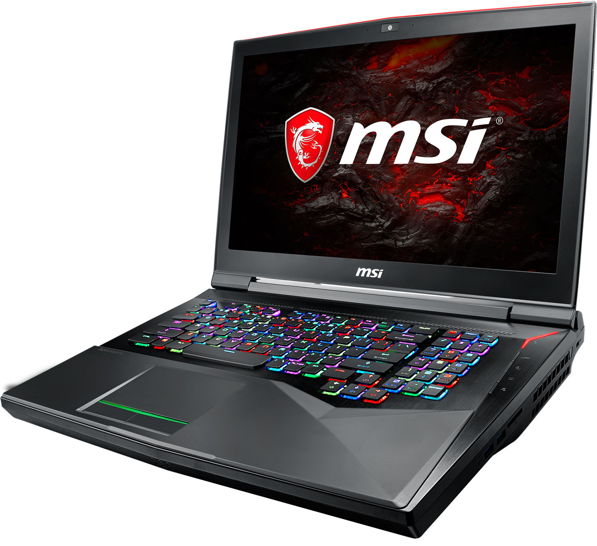 MSI GT75 8RG, Black (GT75 8RG-052RU) msi original zh77a g43 motherboard ddr3 lga 1155 for i3 i5 i7 cpu 32gb usb3 0 sata3 h77 motherboard