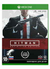 Hitman: Definitive Edition (Xbox One) sony ps4 hitman definitive edition [русские субтитры]