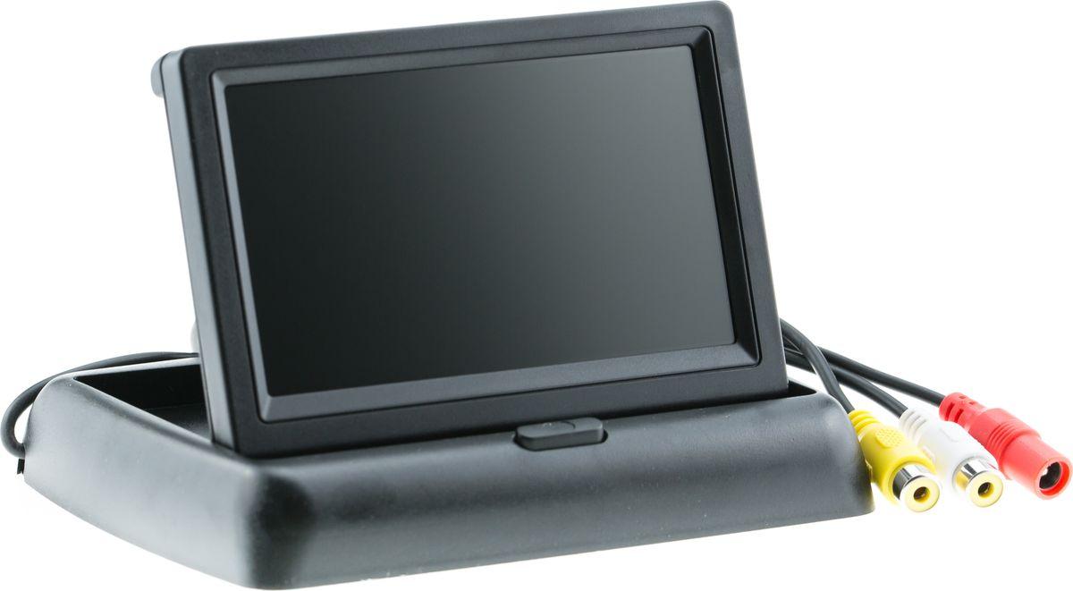 izmeritelplus.ru: Slimtec SM 4.3 Flip, Black автомобильная система видеонаблюдения