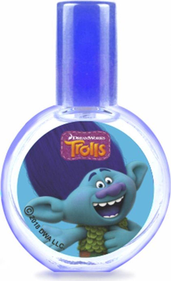 Trolls Детская душистая вода Цветан, 23 мл понтипарфюм душистая вода для детей funny teddy 15мл