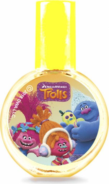 Trolls Детская душистая вода Найди свое счастье, 23 мл дмитрий марыскин найди свою радость или счастье отприроды