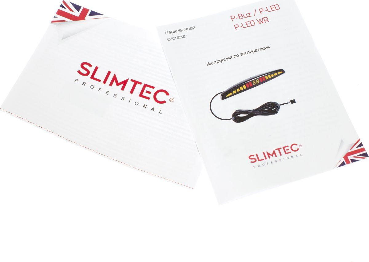 Slimtec P-Buz Front, Blackпарктроник Slimtec