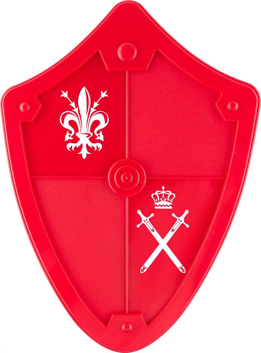 Пластмастер Игрушечное оружие Щит цвет красный
