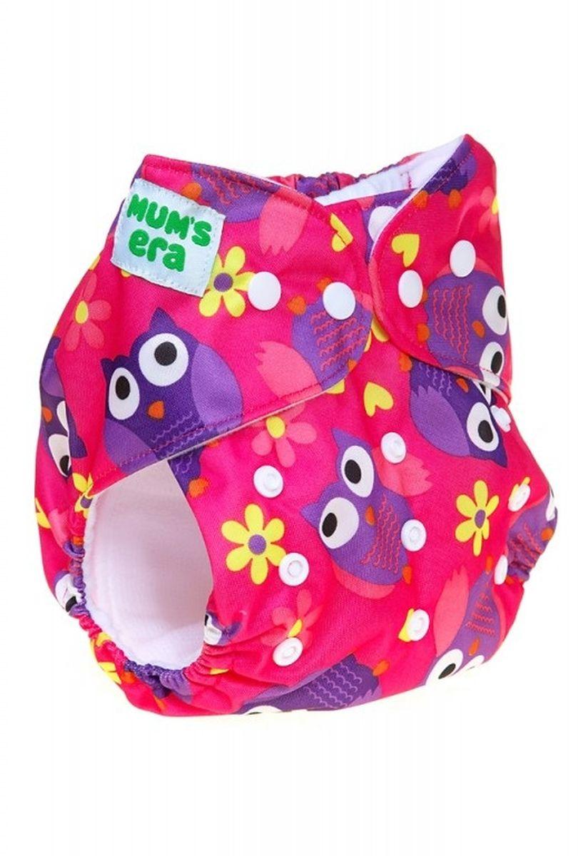 Mum's Era Многоразовый подгузник Совунья 3-13 кг + один вкладыш
