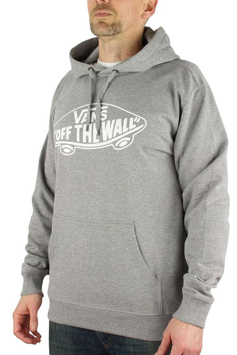 Худи мужское Vans Otw Pullover Fleece, цвет: серый. V00QLHPN3. Размер XL (52/54) original jjrc h37 rc drones mini baby elfie 4ch 6 axis gyro dron foldable wifi rc drone quadcopter hd camera g sensor helicopter
