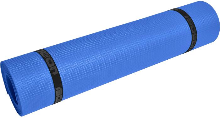 Коврик туристический Isolon Camping 8, цвет: синий, 180 х 60 х 0,8 см