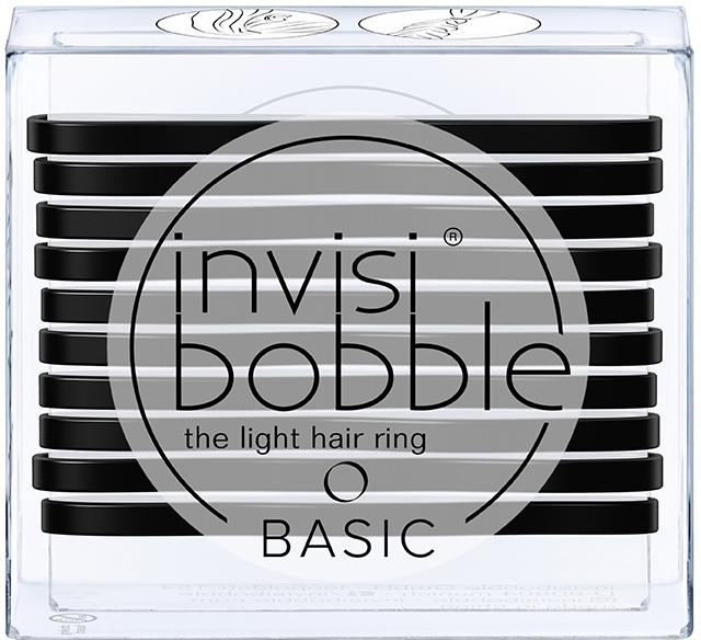 Invisibobble Резинка для волос Basic True Black