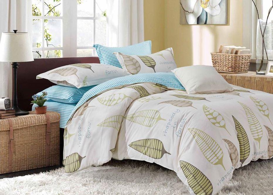 Комплект постельного белья Dome Vellena, 2-спальный, наволочки 70x70
