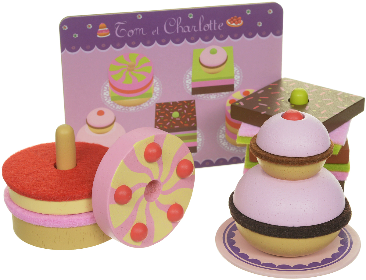 Игровой набор Djeco  Кондитерская  - Сюжетно-ролевые игрушки