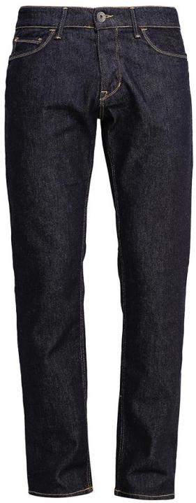 Джинсы мужские United Colors of Benetton, цвет: темно-синий. 4BOX578E8_901. Размер 28 (44) семировые джинсы мужские с низкой талией личности дыры ковбойские штаны для ног 19416241111 ковбой темно синий 31
