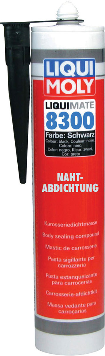 """Герметик кузовной Liqui Moly """"Liquimate 8300 Nahtabdichtung"""", цвет: серый"""