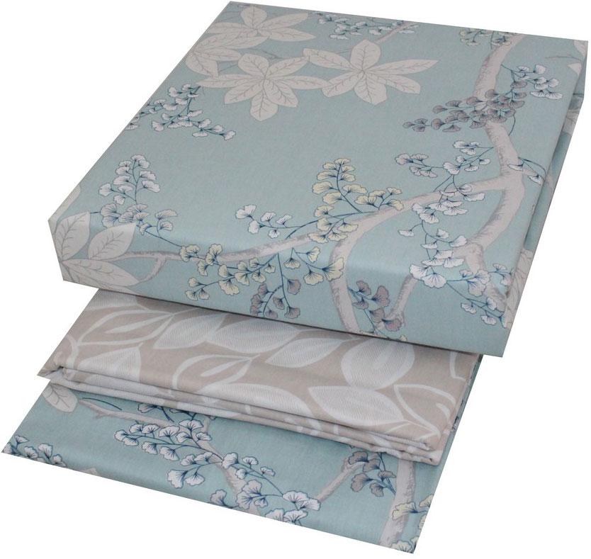 """Комплект постельного белья """"Tango"""" состоит из пододеяльника, 2 наволочек и простыни. Выполнен из сатина. Сатин средней плотности - золотая середина среди сатинового постельного белья. Он достаточно плотный, долго не изнашивается, но стоит дешевле сатина повышенной плотности. Комплект из сатина не блестит как шелк, но приятен на ощупь и довольно мягкий. Краска на этой ткани держится очень хорошо: новое белье не полиняет и со временем не станет выцветать.Наволочки с декоративным кантом особенно подойдут, если вы предпочитаете класть подушки поверх покрывала. Кайма шириной 5-10 см с трех или четырех сторон делает подушки визуально более объемными, смотрятся они очень аккуратно, даже парадно. Еще такие наволочки называют оксфордскими или наволочками «с ушками»."""