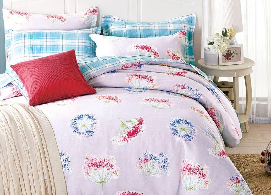 Комплект постельного белья Eleganta Safari, 2-спальный, наволочки 70x70 комплект постельного белья 2 спальный из сатина seta цвет голубой розовый