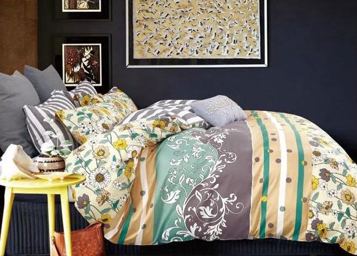 Комплект постельного белья Eleganta Lacy, семейный, наволочки 50x70 eleganta eleganta фотошторы блюз