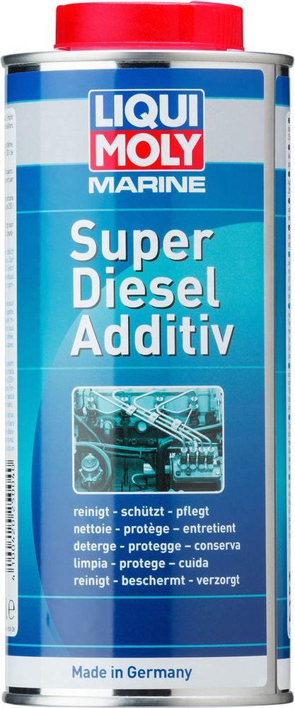 Купить Присадка супер-дизель Liqui Moly Marine Super Diesel Additive