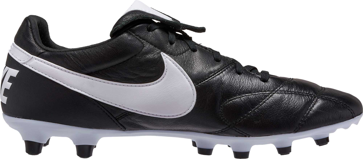 Бутсы мужские Nike The Premier Ii Fg, цвет: черный. 917803-001. Размер 9 (41,5) nike бутсы tiempo genio ii leather fg