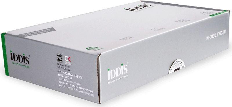 Смеситель для кухни IDDIS® изготовлен из высококачественной первичной латуни, прочной, безопасной и стойкой к коррозии. Инновационные технологии литья и обработки латуни, а также увеличенная толщина стенок смесителя обеспечивают его стойкость к перепадам давления и температур.  Увеличенное никель-хромовое покрытие полностью соответствует европейским стандартам качества, обеспечивает его стойкость и зеркальный блеск в течение всего срока службы изделия.  Благодаря гладкой внутренней поверхности смесителя, рассекателям в водозапорных механизмах и аэратору он имеет минимальный уровень шума. Гарантия на смесители IDDIS® – 10 лет.