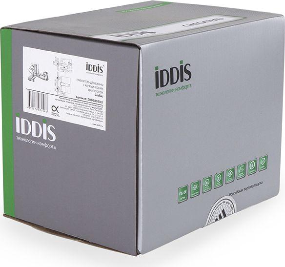 Смеситель для ванны IDDIS® изготовлен из высококачественной первичной латуни, прочной, безопасной и стойкой к коррозии. Инновационные технологии литья и обработки латуни, а также увеличенная толщина стенок смесителя обеспечивают его стойкость к перепадам давления и температур.  Увеличенное никель-хромовое покрытие полностью соответствует европейским стандартам качества, обеспечивает его стойкость и зеркальный блеск в течение всего срока службы изделия.  Благодаря гладкой внутренней поверхности смесителя, рассекателям в водозапорных механизмах и аэратору он имеет минимальный уровень шума. В комплект входят лейка и шланг из нержавеющей стали длиной 1,5 м с защитой от перекручивания. Гарантия на смесители IDDIS® – 10 лет. Гарантия на лейку и шланг составляет 5 лет.