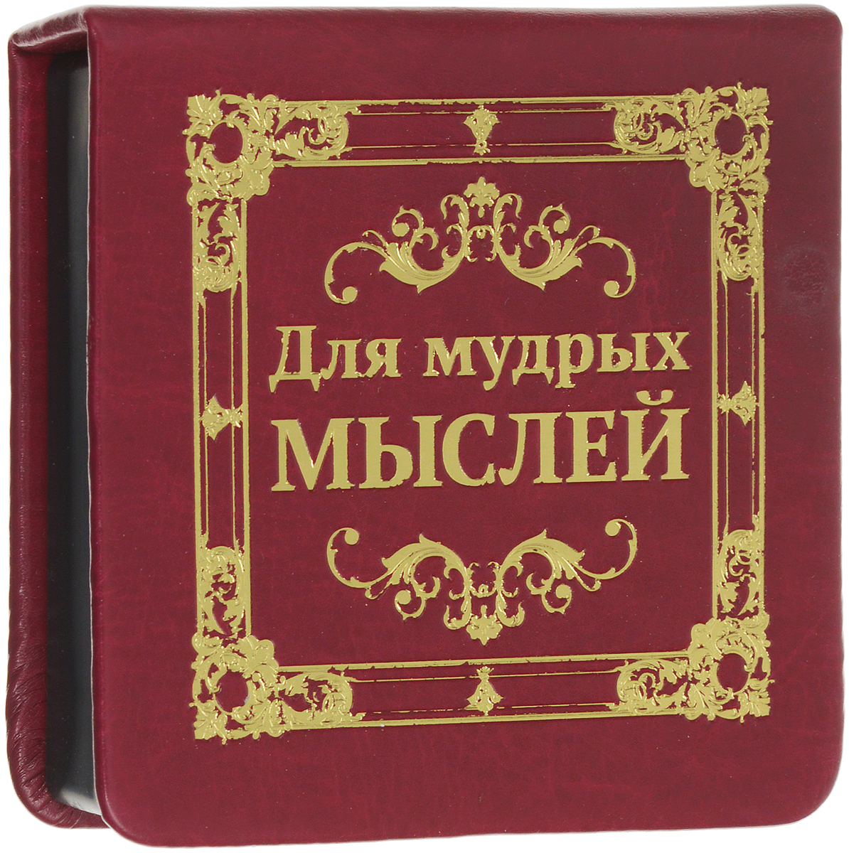 Блок для записей Для мудрых мыслей 8 x 8 см 100 листов