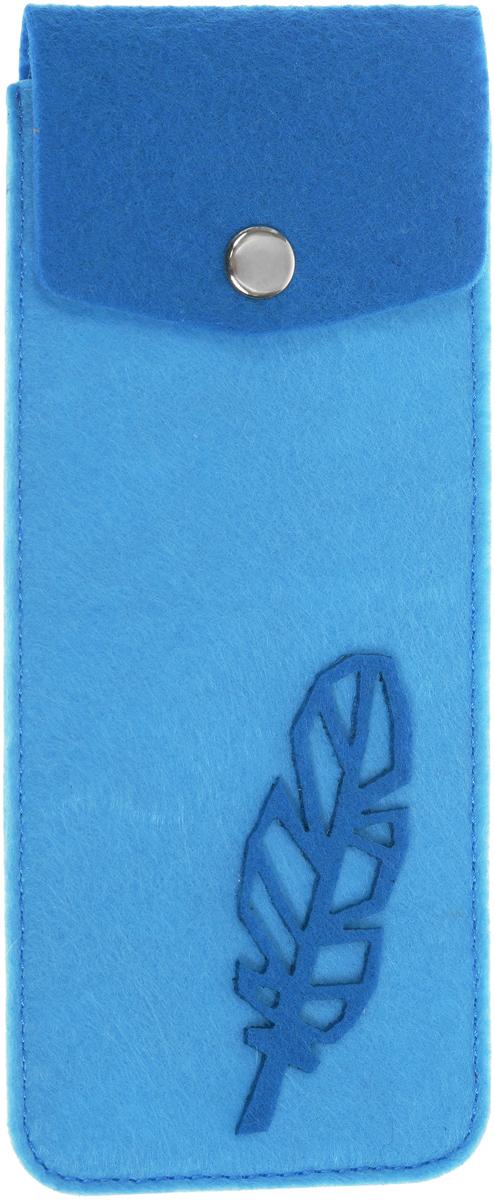 Feltrica Пенал вертикальный4627130652600Пеналы Feltrica выполнены по уникальному дизайну из экологичного и практичного материала - надежный и стильный аксессуар для школы и офиса. Яркий вертикальный пенал из фетра порадует как детей, так и взрослых.