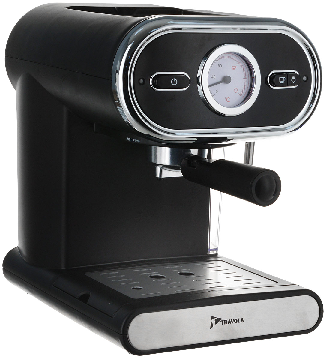 Travola CM5002-GS кофеварка