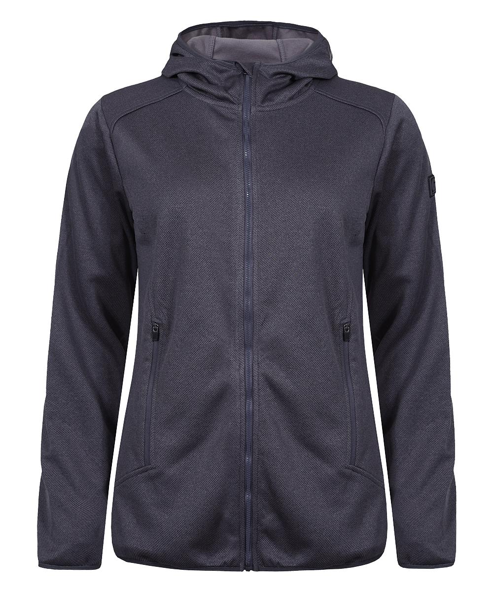 Купить Худи женское Guahoo, цвет: серый. G32-8831J/GY. Размер XS (42)