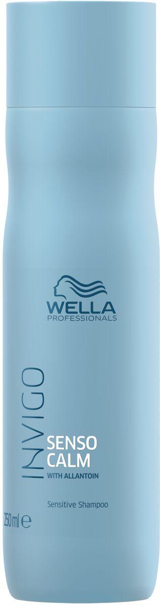 Wella Invigo Clean Scalp Шампунь против перхоти, 250 мл81650066Свежесть и чистота. Для волос, сияющих здоровьем. Интенсивный успокаивающий шампунь борется с перхотью и удаляет видимые чешуйки с кожи головы, оставляя ощущение легчайшей чистоты и непревзойденной свежести.С пиритионом цинка.Объем: 250 мл