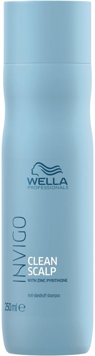 Wella Invigo Senso Calm Шампунь для чувствительной кожи головы, 250 мл