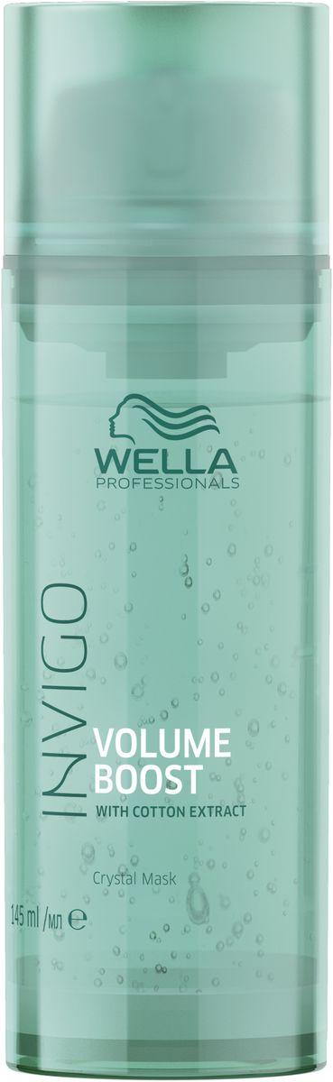 Wella Invigo Volume Boost Мусс-уход для придания объема, 150 мл