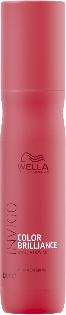 Wella Invigo Color Brilliance Несмываемый бьюти-спрей,, 150 мл wella professionals elements несмываемый увлажняющий спрей 150 мл