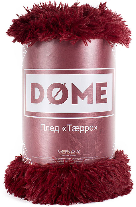 Плед-покрывало Dome
