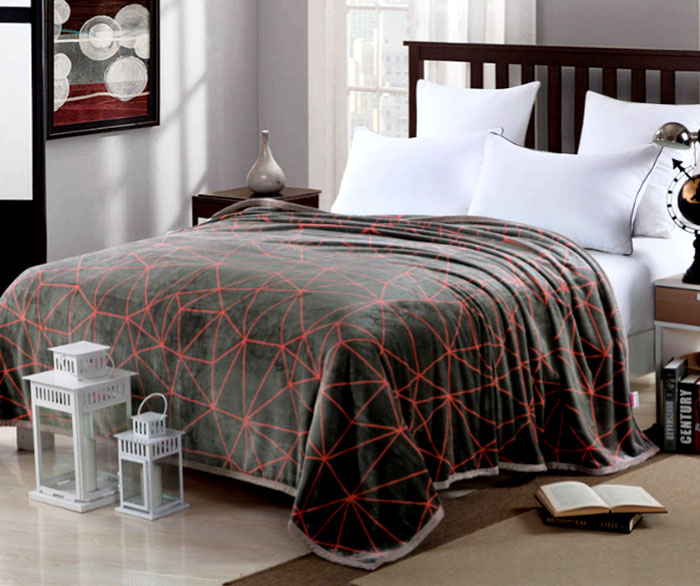 """Плед Tango """"Achan"""" можно использовать как покрывало на кровать (диван) или же как накидку на кресло. Также в плед можно закутаться прохладным вечером, ведь подобные изделия мягкие и приятные на ощупь. Покупая одно изделие, вы получаете декоративное покрывало, стильную накидку и уютный плед одновременно."""